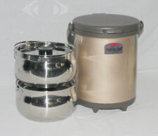 Thermos Thermal Cooker Magic Pot Shuttle Chef 6L 2 x 3L Camping Caravan Slow