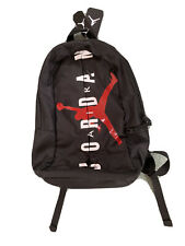 "NWT Nike Jordan Jupman 15"" Black Laptop Crossover Backpack"