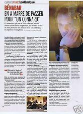 Coupure de presse Clipping 2008 Benabar   (1 page)
