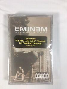 Eminem - Marshall Mathers LP   New Sealed, Mint Cassette.