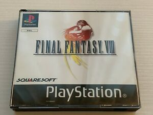 Final Fantasy VIII 8 psx PS1 One Good Conditions