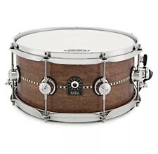 """Natal 13"""" x 6.5"""" Cafe Racer Snare Drum - Gloss Inlay"""
