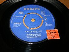 SUSAN MAUGHAN - SOME OF THESE DAYS - BABY DOLL TWIST  / LISTEN - GIRL POPCORN