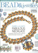 Bead & Jewellery Issue 88 August/September 2018
