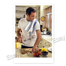 Alex O'Loughlin - Hawaii Five-0 / Steve & Moonlight / Mick - Autogrammfoto [#17]