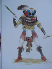 Hopi Kachina print 8 Southwest art