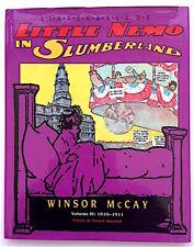 LITTLE NEMO IN SLUMBERLAND - vol 4 - 1910-1911- Winsor Mc Cay - Milan, 1990
