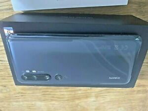 Xiaomi Mi Note 10 Pro - 256 Go - Noir-minuit  (Désimlocké)
