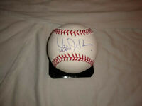 Ozzie Guillen Autographed Rawlings Major League Baseball