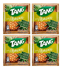TANG Suco Sabor Abacaxi 25 grs. - 4 Pack. | Pineapple Flavor 0.88 oz.