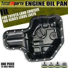 For Toyota Land Cruiser 1998-2007 Lexus LX470 V8 4.7L 2UZ-FE Lower Oil Pan Sump