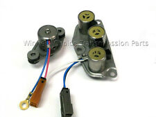 RE4R01A SOLENOID SET FOR INFINITI NISSAN MAZDA TRANSMISSIONS,  NEW