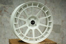 17X8 +40 ROTA RECCE 4X108 WHITE WHEEL Fit Alfa Romeo Ford Contour Focus 2000 Vx3