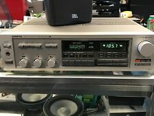 Vintage ONKYO TX-51  Quartz Synthesized Stereo Tuner Amplifier nice condition