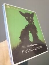 The last guardian only on playstation custom Steelbook [NO GAME INCL] [PS4]