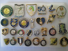 j1 lotto 28 pins lot INTER FC club spilla football calcio soccer broches spille
