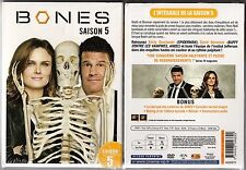 BONES Intégrale saison 5 - Coffret 1 boitier Classique Large - 6 DVD - NEUF