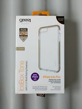 Gear4 D30 Piccadilly Icebox Tone Phone Case - Apple iPhone 6+ 7+ 8+  -  Gold