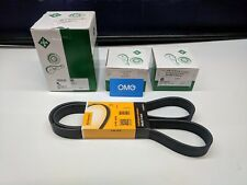 BMW N55 OEM Continental Belt + INA Tensioner + Pullies ADK0052P & OFH Gasket Kit
