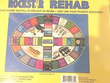 Drinking Board Game Rockstar Rehab Drunk Celebrity Adult Cocktail Party Birthday