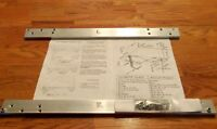 "1969 AMC ""Javelin""  Window Track Kit, Secure both windows FEW REMAINING"