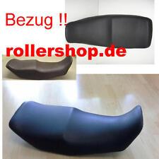 Sitzbank-Bezug für BMW K 100 LT, K 75 LT,  Standard fast gerade Sitzbank