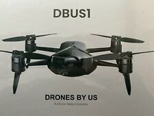 Drones by US DBUS1 Foldable and Lightweight 1080P Camera Drone Remote Bundle