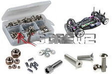 RC Screwz HPI014 HPI Racing RS4 Pro 2 Stainless Steel Screw Kit