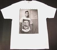 MORRISSEY T-shirt Smiths 80's Rock Tee Adult M,L,XL,2XL White New