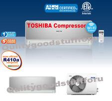 16 SEER 24000 BTU Ductless Air Conditioner, Heat Pump Mini Split: 2 TON / 230V
