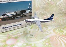 HERPA 555104 -1:200- Polar Airlines Antonov AN-24B -OVP- #T8483