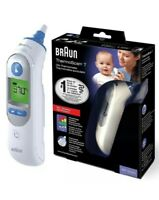 Braun IRT6520 Thermoscan 7 Age Precision Ear Thermometer suits Baby/Child&Adult