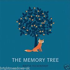 Memory Tree Childrens Book Kids Story Deal With Loss Death Ages 3 4 5 6 Years