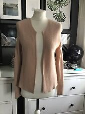 Cashmere pure collection 12 Pink Cardigan Worn Once Stunning