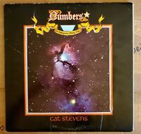 Cat Stevens - Numbers Vinyl LP W/ Booklet and All Inserts VG++/VG