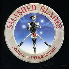 Smashed Gladys - Social Intercourse [New CD] Jewel Case Packaging