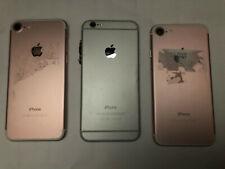 Apple iPhone 7 128GB Unlocked4parts (gsm x cdma) LOT AS IS! READ!