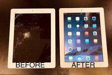 iPad 2 Digitizer Glass Screen Replacement Repair Mail In Service