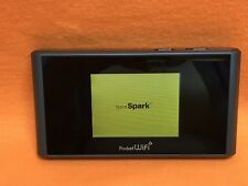 SPRINT, ZTE MF975S POCKET 2 HOTSPOT 4G LTE TOUCHSCREEN WiFi MOBILE BLACK
