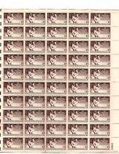 US stamps MINT SHEET sc #968,3C STAMP POULTRY INDUSTRY,  SHEET OF 50 MNH OG (mb3
