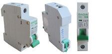 Leitungsschutzschalter GACIA SB6L 1P B4A, Sicherungsautomat MCB
