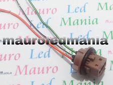 Portalampada T20 7443 W21/5W 12V Ricambio X Auto Compatibile Con Cablaggio PAVIA