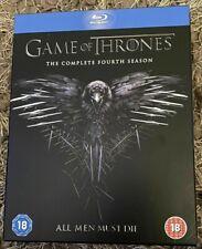 GAME OF THRONES: SEASON 4 Blu-ray