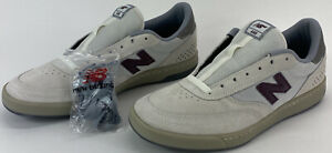 Balance Numeric 440 Skate Shoes Mens Size 11 D Sea Salt Burgundy NM440DBL NWD
