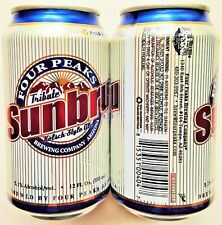 Four Peaks Sunbru Tribute Ale 2013 Tempe AZ 12 oz Beer Can empty Bottom Open