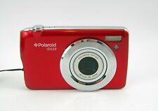 Polaroid IEX29 HD 18 MP Optical Zoom Digital Camera - Red