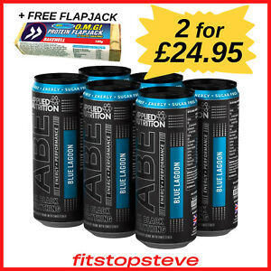 Applied Nutrition ABE Energy + Performance Can 6 x 330ml Pre-workout Drink