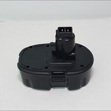 2PCS Battery for DeWalt DC410 DCD975 DC825 DC820 DCD785 18V 3Ah XRP Drill black