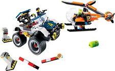 LEGO 8969 - AGENTS - 4-Wheeling Pursuit - 2009 - NO BOX