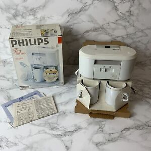 Vintage Phillips Tea For Two HD 5192 Never Used New